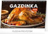 Gazdinka - stolný kalendár 2018