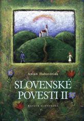 Slovenské povesti II
