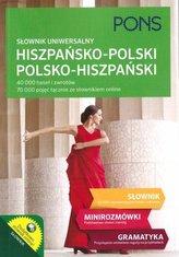 Słowni uniwersalny hiszp-pol-hiszp PONS