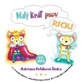 Malý kráľ psov Ricki (audiokniha)