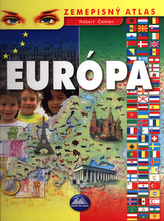 Európa Zemepisný atlas
