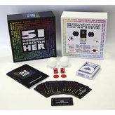 51 nejoblíbenějších pijáckých her - Párty hra