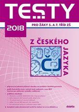 Testy 2018 z českého jazyka pro žáky 5. a 7. tříd ZŠ