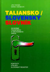Taliansko / Slovenský slovník