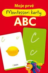 Moje prvé Montessori karty ABC