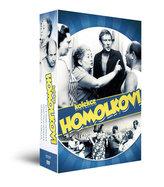 Kolekce Homolkovi - 3 DVD