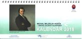 Stolový kalendár 2018 - Michal Miloslav Hodža