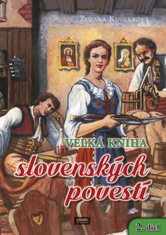 Veľká kniha slovenských povestí