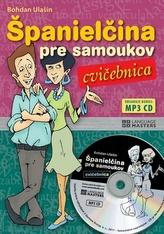 Španielčina pre samoukov cvičebnica + CD