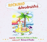 Rickiho dobrodružstvá (audiokniha)