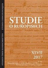 Studie o rukopisech 47