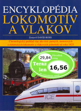 Encyklopédia lokomotív a vlakov