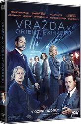 Vražda v Orient expresu (2017) - DVD