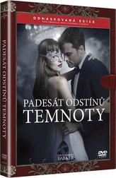 Padesát odstínů temnoty (knižní edice) - DVD
