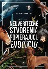 Neuveriteľné stvorenia popierajúce evolúciu (2x DVD)