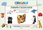 Origami Zvieratá z celého sveta