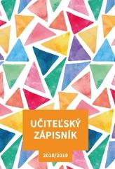 Učiteľský zápisník 2018/2019