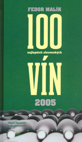 100 najlepších slovenských vín 2005 SK