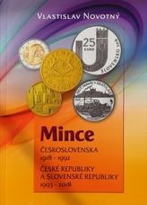 Mince Československa 1918-1992, České republiky a Slovenské republiky 1993 - 2018