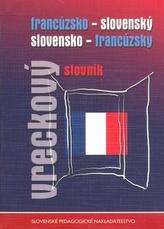 Francúzsko - slovenský, slovensko - francúzsky vreckový slovník