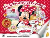 Zabávaj sa a nalepuj zas a znova! /Minnie