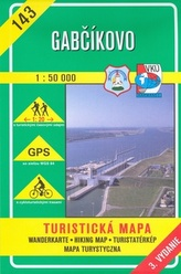 Gabčíkovo 1:50 000