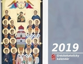 Gréckokatolícky stolový kalendár 2019