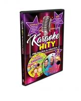 DVD - Karaoke Hity  2X DVD