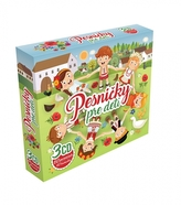 CD - Pesničky pre deti  3 CD  BOX