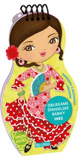 Obliekame španielske bábiky INES