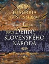 Historia gentis Slavae-Dejiny slovenského národa