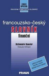 Francouzsko - český finanční slovník
