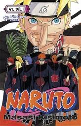 Naruto 41 - Džiraijova volba