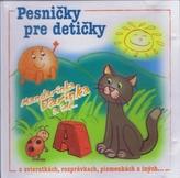 CD-Pesničky pre detičky