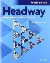 New Headway 4th edition Intermediate Workbook with key (without iChecker CD-ROM)