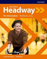 New Headway Fifth edition Pre-intermediate:Workbook with answer key
