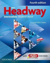 New Headway 4th edition Intermediate Student´s book (without iTutor DVD-ROM)