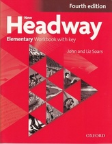 New Headway 4th edition Elementary Workbook with key (without iChecker CD-ROM)