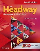 New Headway 4th edition Elementary Student´s book (without iTutor DVD-ROM)