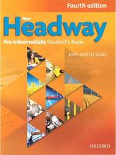 New Headway 4th edition Pre-Intermediate Student´s book (without iTutor DVD-ROM)