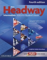 New Headway 4th edition Intermediate Maturita Student´s book (česká edice)