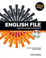 English File Third Edition Upper Intermediate Multipack B