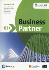 Business Partner B1+ Coursebook w/MEL