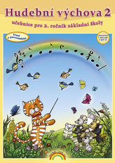Hudební výchova 2 (učebnice) pro 2. ročník ZŠ