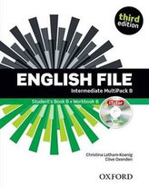English File Third Edition Intermediate Multipack B (without CD-ROM)