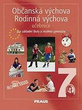 Občanská výchova Rodinná výchova 7 Učebnice