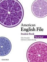 American English File Starter Student´s Book