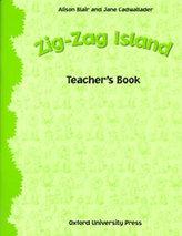 Zig-zag Island Teacher´s Book