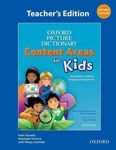 Oxford Picture Dictionary: Content Areas for Kids Second Edition Teacher´s Edition