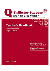 Q Skills for Success 5 Read&Writ Teach H